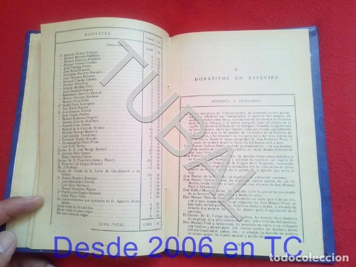 Libros antiguos: TUBAL HUEVAR Y SU PARROCO 1931 U26 - Foto 3 - 207123790