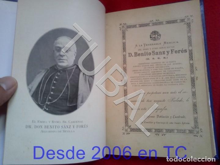TUBAL BENITO SANZ Y FORÉS BIOGRAFIA 1903 IDEFONSO POBLACION U26 (Libros Antiguos, Raros y Curiosos - Bellas artes, ocio y coleccionismo - Otros)