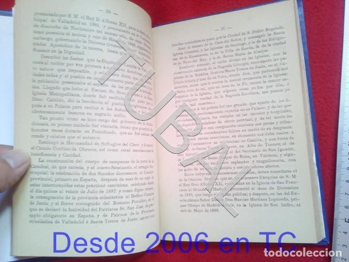 Libros antiguos: TUBAL BENITO SANZ Y FORÉS BIOGRAFIA 1903 IDEFONSO POBLACION U26 - Foto 2 - 207124726