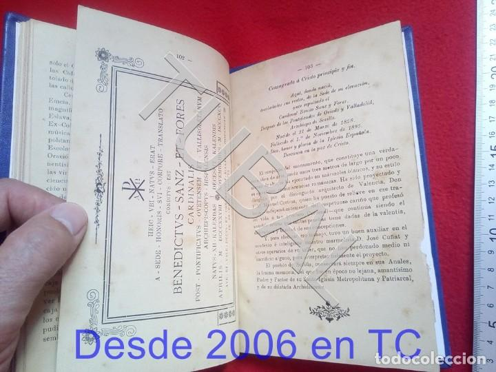 Libros antiguos: TUBAL BENITO SANZ Y FORÉS BIOGRAFIA 1903 IDEFONSO POBLACION U26 - Foto 3 - 207124726