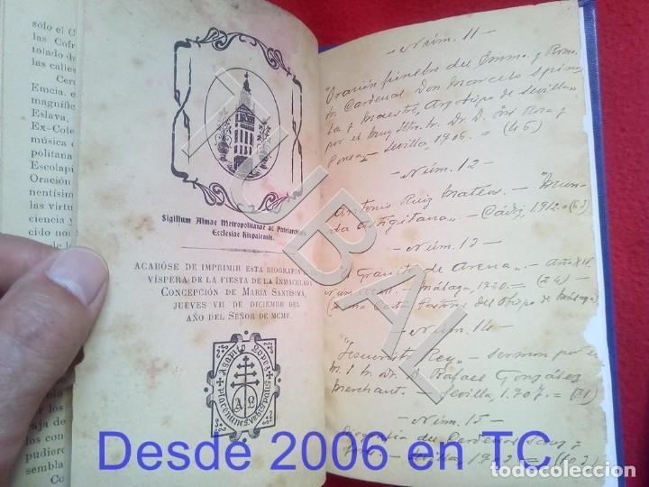 Libros antiguos: TUBAL BENITO SANZ Y FORÉS BIOGRAFIA 1903 IDEFONSO POBLACION U26 - Foto 4 - 207124726