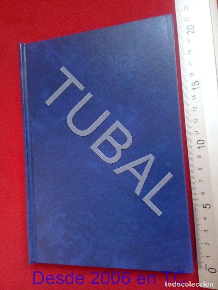 Libros antiguos: TUBAL BENITO SANZ Y FORÉS BIOGRAFIA 1903 IDEFONSO POBLACION U26 - Foto 5 - 207124726
