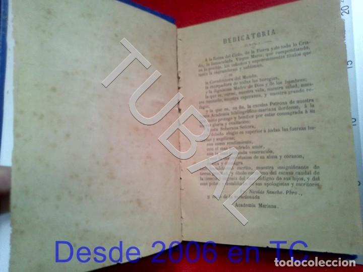 Libros antiguos: TUBAL SERMONES Y DISCURSOS NICOLAS SANCHO LERIDA 1876 U26 - Foto 2 - 207125790
