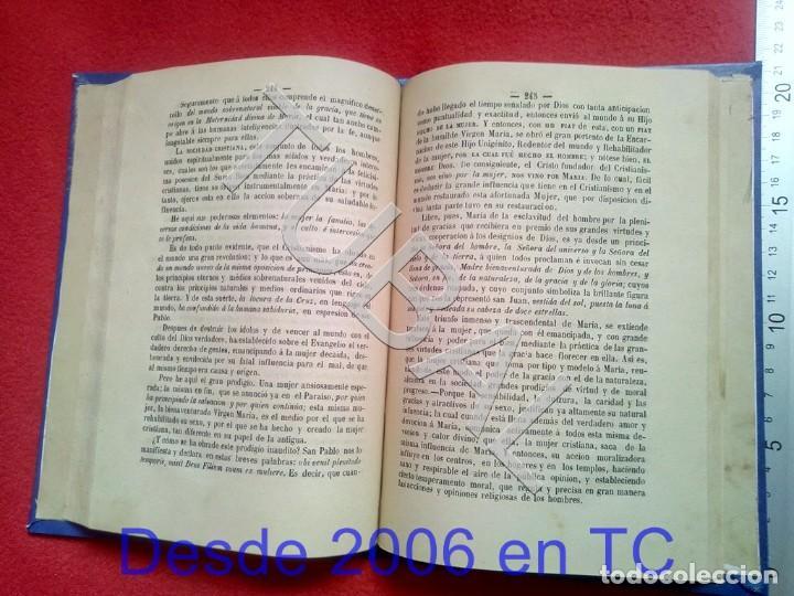 Libros antiguos: TUBAL SERMONES Y DISCURSOS NICOLAS SANCHO LERIDA 1876 U26 - Foto 3 - 207125790