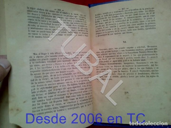Libros antiguos: TUBAL SERMONES Y DISCURSOS NICOLAS SANCHO LERIDA 1876 U26 - Foto 4 - 207125790