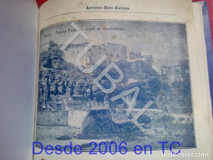 Libros antiguos: TUBAL ECIJA MUNDA ASTIGITANA ANTONIO RUIZ MATEOS 1912 CADIZ U26 - Foto 3 - 207126030