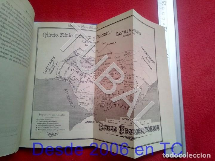Libros antiguos: TUBAL ECIJA MUNDA ASTIGITANA ANTONIO RUIZ MATEOS 1912 CADIZ U26 - Foto 8 - 207126030