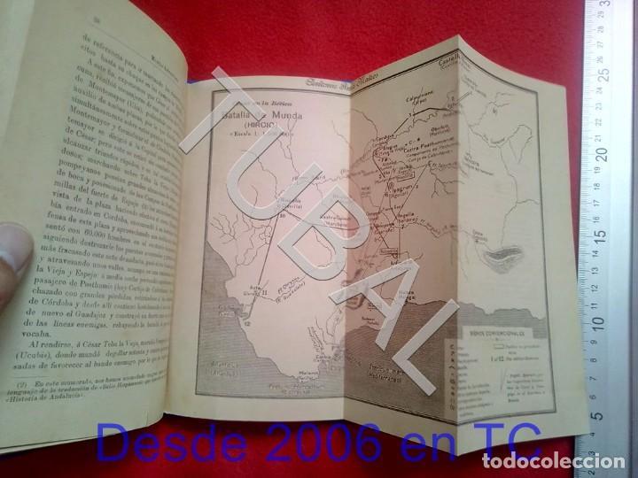 Libros antiguos: TUBAL ECIJA MUNDA ASTIGITANA ANTONIO RUIZ MATEOS 1912 CADIZ U26 - Foto 10 - 207126030