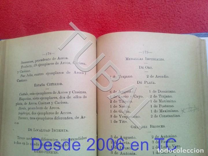 Libros antiguos: TUBAL ANTIGUEDADES DEL PARTIDO JUDICIAL DE ARCOS DE LA FRONTERA MIGUEL MANCHEÑO 1901 U26 - Foto 4 - 207126448