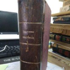 Libros antiguos: COLECCIÓN DE LAS ALOCUCIONES CONSISTORIALES. 1865. L.6611-766. Lote 207159737