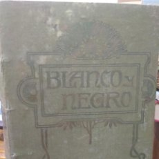 Libros antiguos: REVISTA ILUSTRADA, BLANCO Y NEGRO (TOMO LVI).1925. ART.548-485. Lote 207163390