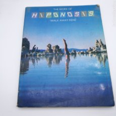 Libros antiguos: THE WORK OF HIPGNOSIS. Lote 207192051