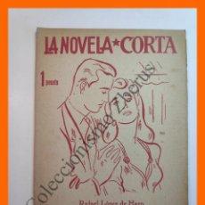 Libros antiguos: FLORES DEL DANCING - RAFAEL LOPEZ DE HARO - LA NOVELA CORTA Nº55. Lote 207226533