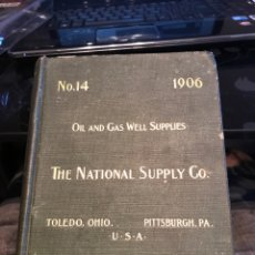 Libros antiguos: THE NATIONAL SUPPLY CO.. Lote 207230577