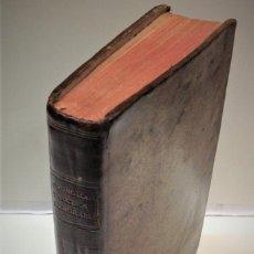 Libros antiguos: CHRONOLOGIA EXACTA DE LOS PAPAS EMPERADORES SOBERANOS Y GEFES EN LAS REPUBLICAS DE EUROPA.T. II 1782. Lote 207266513