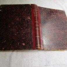 Libros antiguos: TOMO 'EL SALON DE LA MODA' PATRONES, MODELOS DE OTRAS LABORES, GRABADOS FIGURINES 1903/1904 + INFO. Lote 207385127