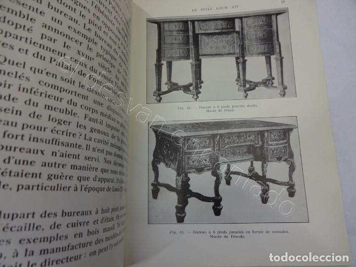 Libros antiguos: LES MEUBLES. 2 revistas muebles y artes decorativas. Paris 1929. 128 ilustraciones - Foto 2 - 207485173