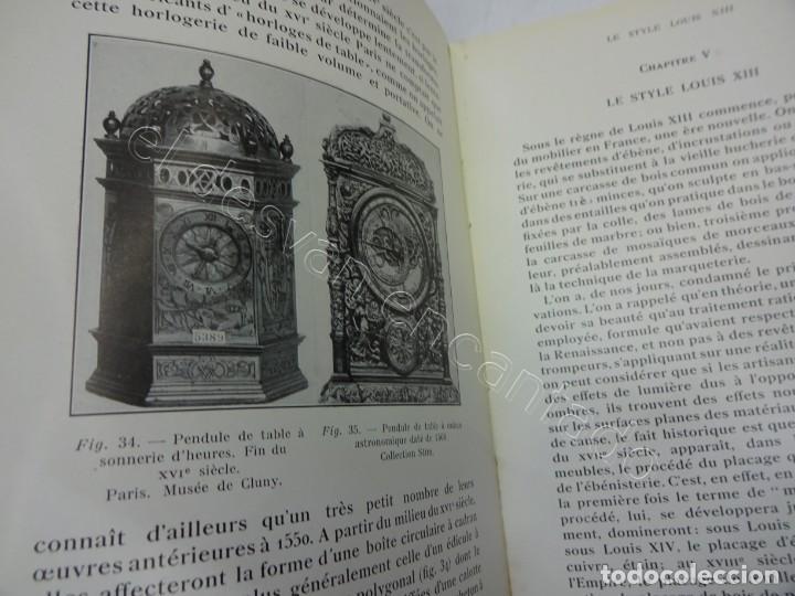 Libros antiguos: LES MEUBLES. 2 revistas muebles y artes decorativas. Paris 1929. 128 ilustraciones - Foto 3 - 207485173