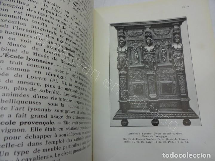Libros antiguos: LES MEUBLES. 2 revistas muebles y artes decorativas. Paris 1929. 128 ilustraciones - Foto 4 - 207485173