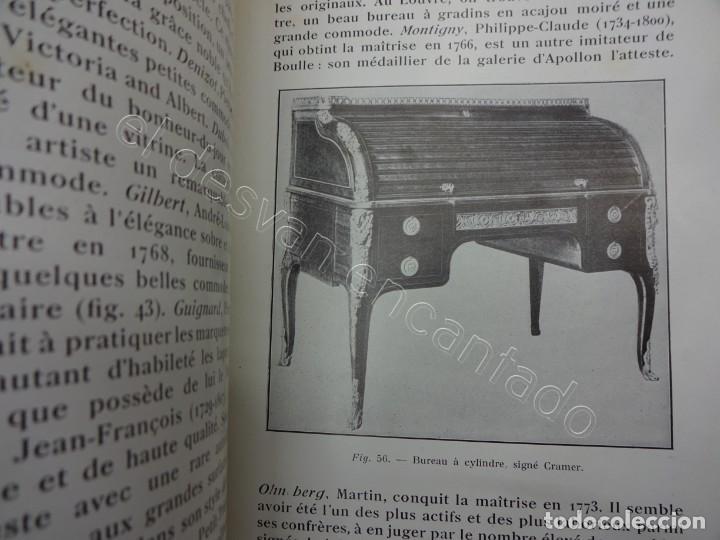 Libros antiguos: LES MEUBLES. 2 revistas muebles y artes decorativas. Paris 1929. 128 ilustraciones - Foto 6 - 207485173