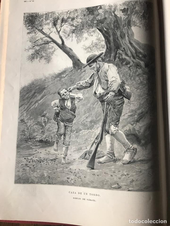 Libros antiguos: La ilustración española y americana año 1900 - Foto 5 - 207500126