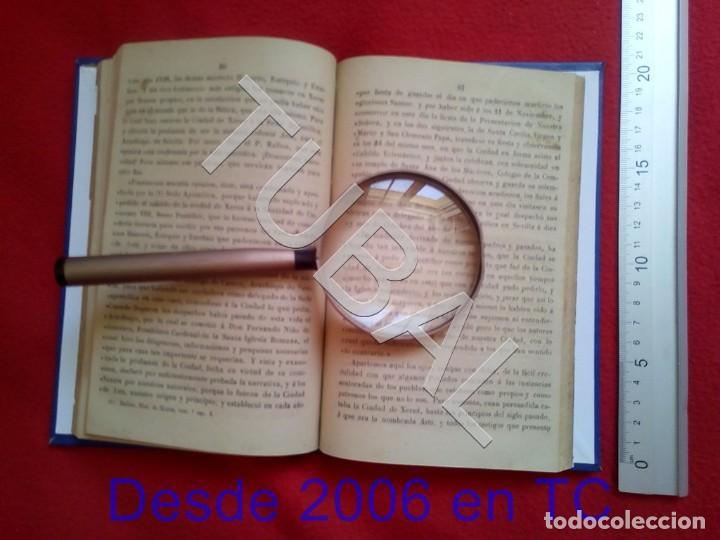 Libros antiguos: TUBAL LA SIDONIA BETICA 1864 FERNANDO DE CEVALLOS SEVILLA U26 - Foto 5 - 207525526