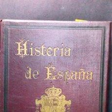 Libros antiguos: HISTORIA DE ESPAÑA EN EL SIGLO XIX POR PI Y MARGALL- PI Y ARSUAGA- TOMO I. Lote 207540552
