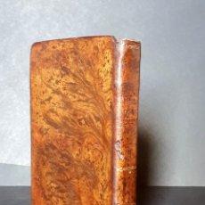 Libri antichi: ÚLTIMA DESPEDIDA DE LA MARISCALA A SUS HIJOS. MARQUÉS CARACCIOLO. FRANCISCO MARIANO. MADRID- 1789. Lote 207542285