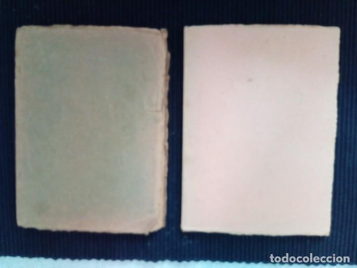 Libros antiguos: LOTE 2 VOLUMENES ELS HOMES DÈN PATUFET. VOL II Y VOLIV. JUNCEDA Y MANUEL FOLCH Y TORRES. - Foto 2 - 207612863