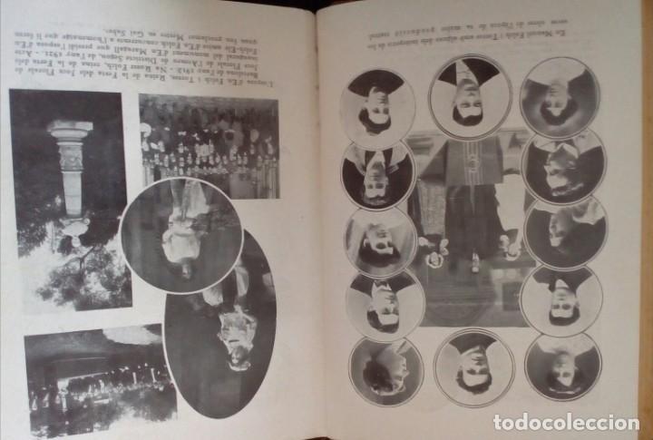 Libros antiguos: LOTE 2 VOLUMENES ELS HOMES DÈN PATUFET. VOL II Y VOLIV. JUNCEDA Y MANUEL FOLCH Y TORRES. - Foto 7 - 207612863