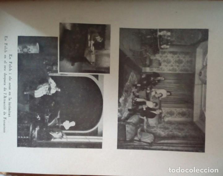 Libros antiguos: LOTE 2 VOLUMENES ELS HOMES DÈN PATUFET. VOL II Y VOLIV. JUNCEDA Y MANUEL FOLCH Y TORRES. - Foto 8 - 207612863
