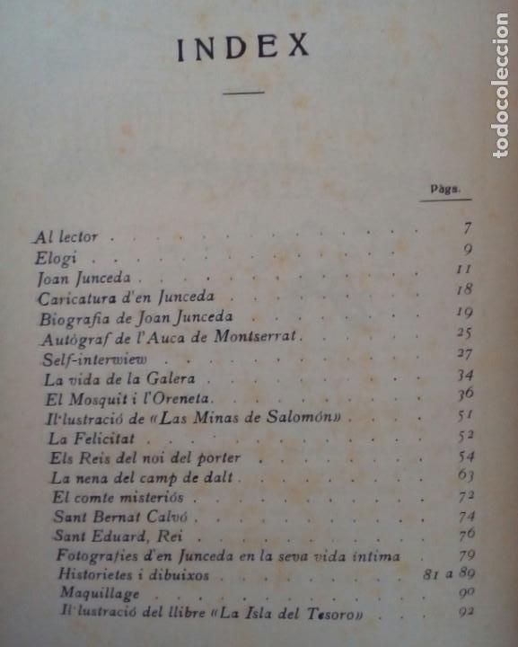 Libros antiguos: LOTE 2 VOLUMENES ELS HOMES DÈN PATUFET. VOL II Y VOLIV. JUNCEDA Y MANUEL FOLCH Y TORRES. - Foto 11 - 207612863