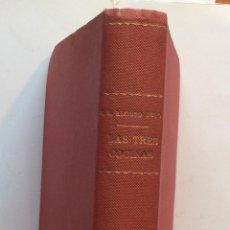 Libros antiguos: DE COCINA: LAS TRES COCINAS ALONSO-DURO, MARÍA LUISA 1944. Lote 207614678