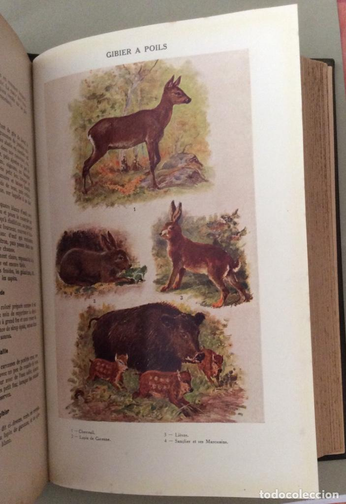 Libros antiguos: LA CUISINE MODERNE-PARIS 1907 - Foto 3 - 221562647