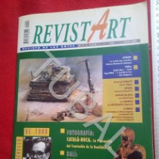 Libros antiguos: TUBAL REVISTART 3 REVISTA REVELLO DE TORO U29. Lote 207635626