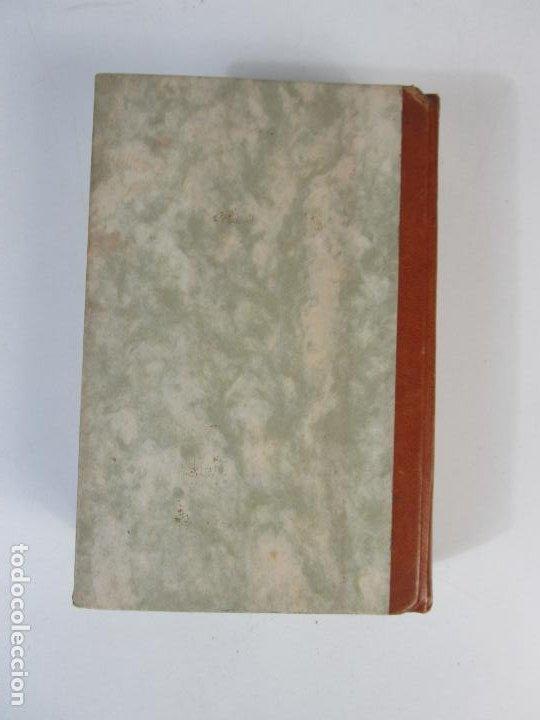 Libros antiguos: La Casa Solariega - Enrique Bordeaux - Biblioteca Emporium - Ed Gustavo Gili - Año 1922 - Foto 3 - 207646273