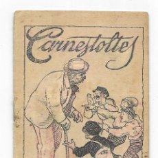 Libros antiguos: CARNESTOLTES. COL. EN PATUFET Nº-8 JUNCEDA. Lote 207755042