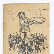 Libros antiguos: VENJANÇA DELS GATS, LA. COL. EN PATUFET Nº- 68 JUNCEDA. Lote 207758267