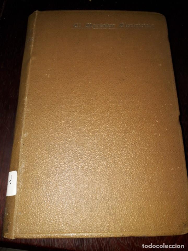 LIBRO 2221 EL MONTADOR ELECTRICISTA PRIMERA EDICION ESPAÑOLA 1906 MANUEL ABRIL MADRID (Libros Antiguos, Raros y Curiosos - Ciencias, Manuales y Oficios - Otros)