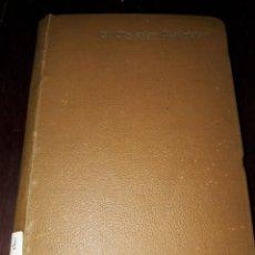 Libros antiguos: LIBRO 2221 EL MONTADOR ELECTRICISTA PRIMERA EDICION ESPAÑOLA 1906 MANUEL ABRIL MADRID. Lote 207954423