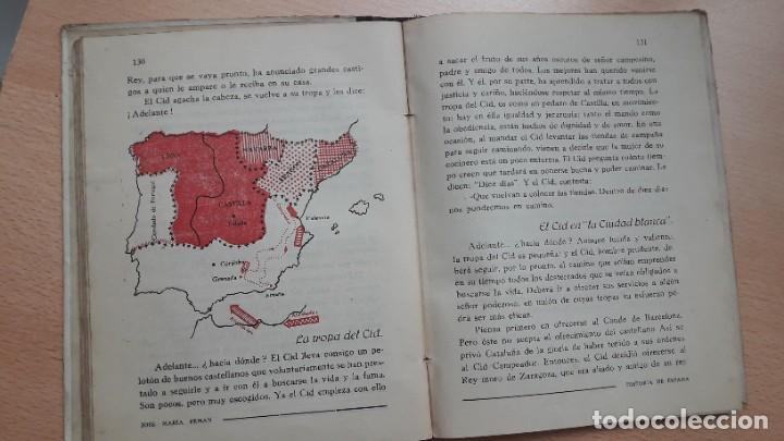 Libros antiguos: LA HISTORIA DE ESPAÑA CONTADA CON SENCILLEZ, J.Mª Pemán, 1ª edición 1939. - Foto 6 - 207995182
