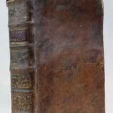 Libros antiguos: INSTITUTIONES THEOLOGICAE QUAS FUIORIBUS SUIS,TOMUS PRIMUS,EDITIO QUINTA,LIVRARIES J.B. GARNIER,1756. Lote 208011155