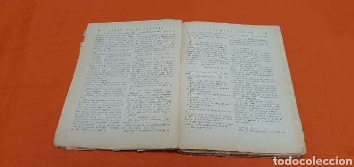 Libros antiguos: La condesa negra. Mauricio landay, el libro popular. Carot corta-cabezas. Ed. Bauzá - Barcelona 1926 - Foto 5 - 208046043