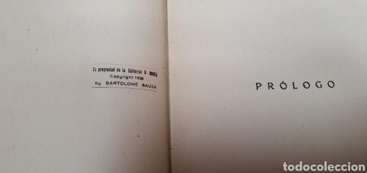 Libros antiguos: La condesa negra. Mauricio landay, el libro popular. Carot corta-cabezas. Ed. Bauzá - Barcelona 1926 - Foto 6 - 208046043