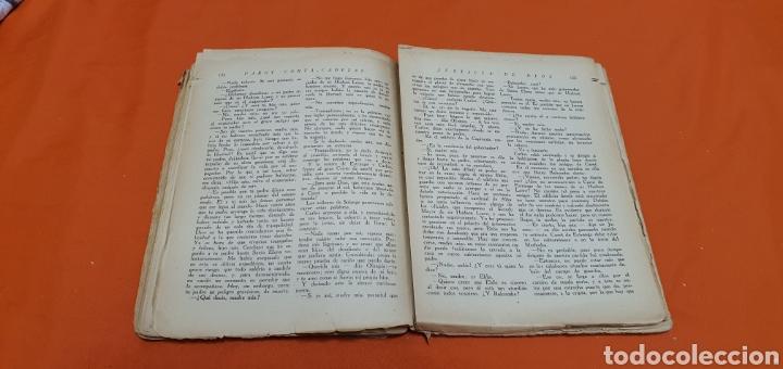 Libros antiguos: Justicia de dios. Mauricio landay, el libro popular. Carot corta-cabezas. Ed. Bauzá - Barcelona 1928 - Foto 6 - 208049462
