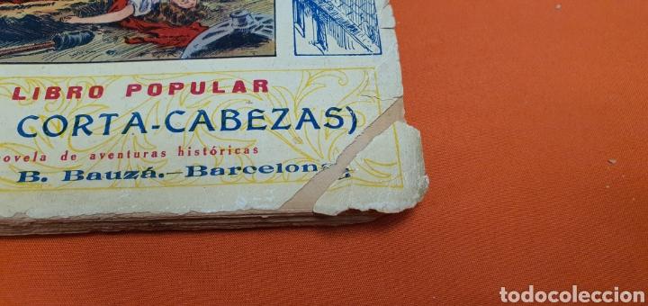 Libros antiguos: Amor sublime, Mauricio landay, el libro popular. Carot corta-cabezas. Ed. Bauzá - Barcelona 1928 - Foto 3 - 208049922