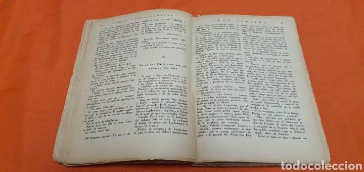 Libros antiguos: Amor sublime, Mauricio landay, el libro popular. Carot corta-cabezas. Ed. Bauzá - Barcelona 1928 - Foto 5 - 208049922