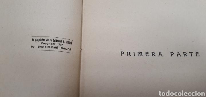 Libros antiguos: El calvario de una emperatriz, Mauricio landay, popular. Carot corta-cabezas. Bauzá - Barcelona 1927 - Foto 3 - 208051007
