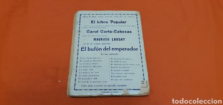 Libros antiguos: El calvario de una emperatriz, Mauricio landay, popular. Carot corta-cabezas. Bauzá - Barcelona 1927 - Foto 6 - 208051007