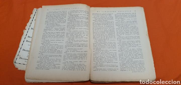 Libros antiguos: El caballero bellamor, Mauricio landay, lib.popular. Carot corta-cabezas. Ed. Bauzá - Barcelona 1926 - Foto 5 - 208051328